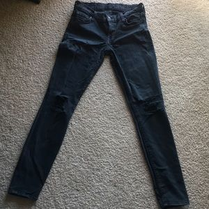 "Seven ""the skinny"" jeans"
